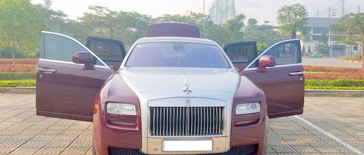 Rolls Royce ( Giá Liên Hệ )