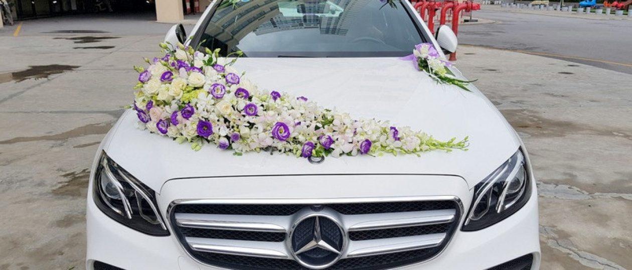 Xe cưới Mercedes C200-250